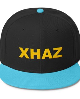 JAZZ IN ALBANIAN Wool Blend Snapback