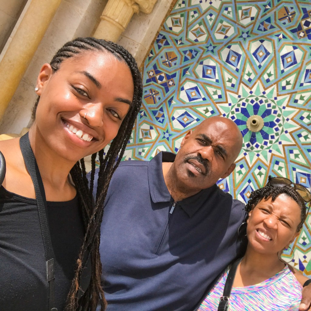 Life in my 20s: My parents visited me in Morocco