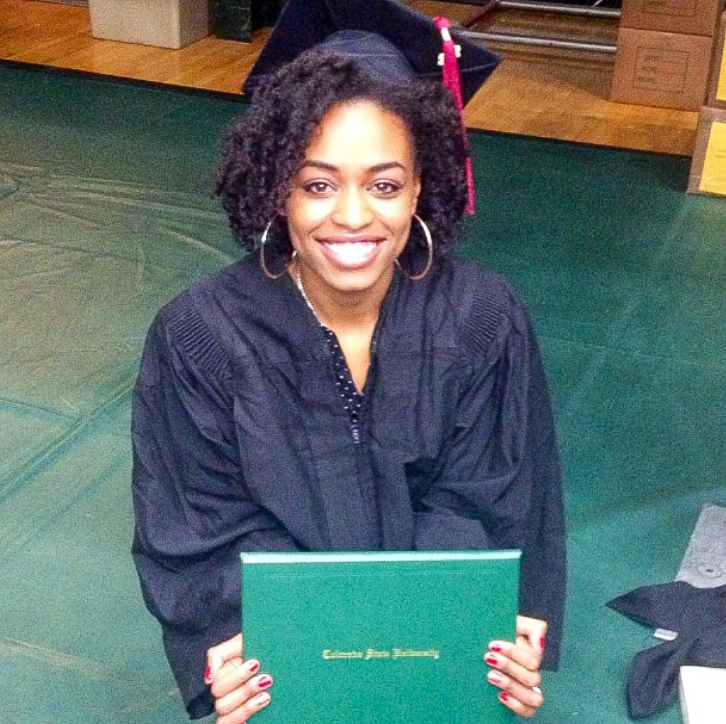 Life in my 20s: Graduated college!