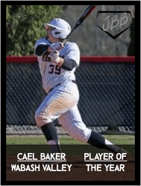 Cale Baker Card