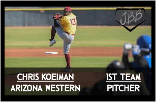 Chris Koeiman Card