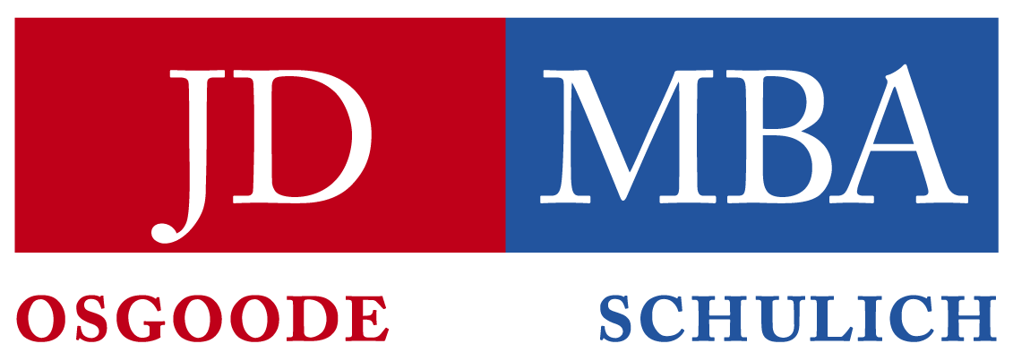 The JD/MBA