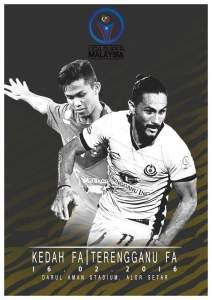 Live streaming kedah vs terengganu liga super 16/2/2016