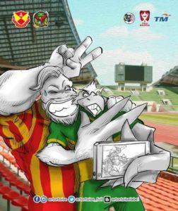 poster selangor vs kedah, poster piala malaysia final 2016,