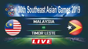 malaysia vs timor leste, live streaming malaysia vs timor leste ,