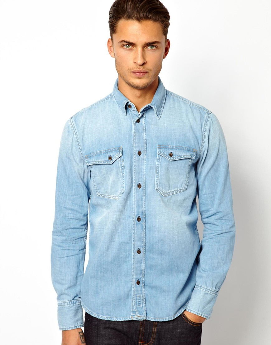 nudie-shirt-gunnar-denim-summer-blues