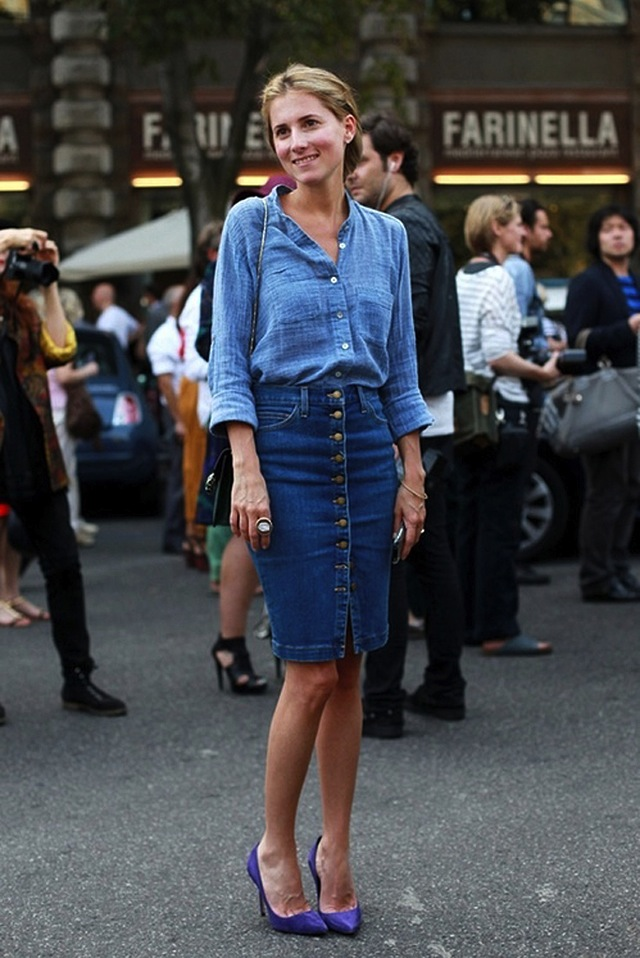 denim-skirts-for-summer
