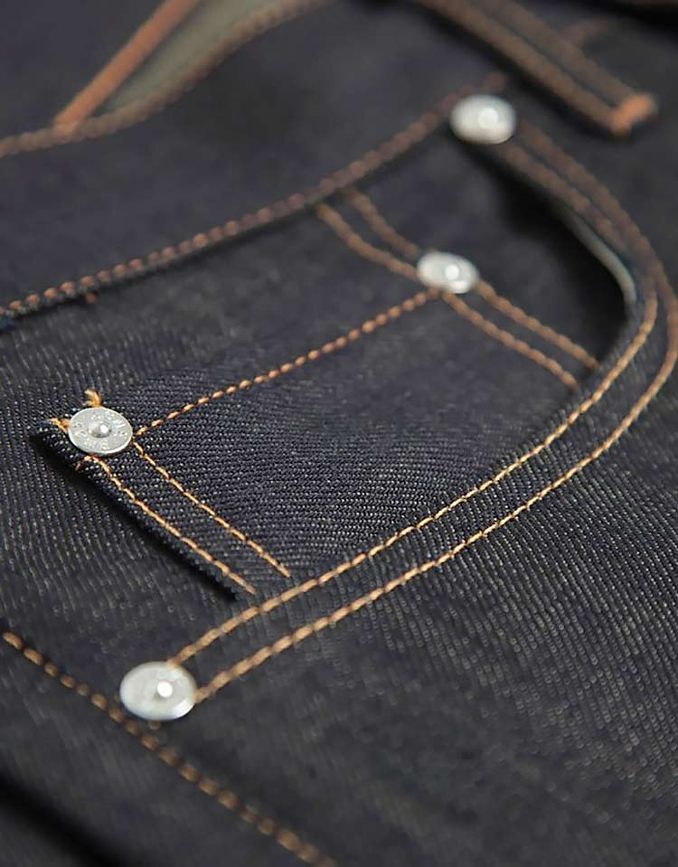 f32c753092bfed What Is Raw Denim? Everything You Need To Know | The Jeans Blog