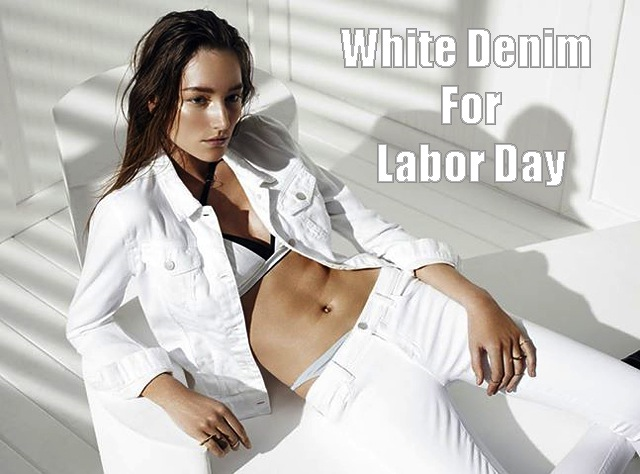 9eda71be3d8 12 Hot White Denim Jeans For Labor Day   More