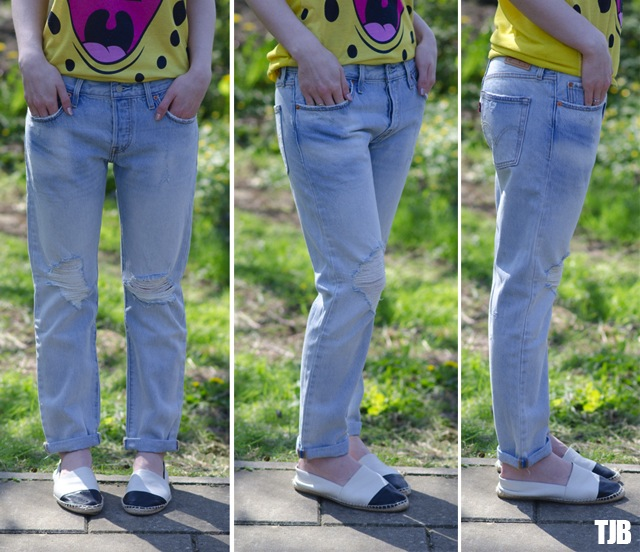 ce49e259 Denim Review: Levi's 501 CT Jeans in Old Favorite | The Jeans Blog
