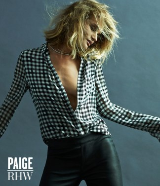 PAIGE Denim Rosie Huntington-Whiteley Insta Images 6