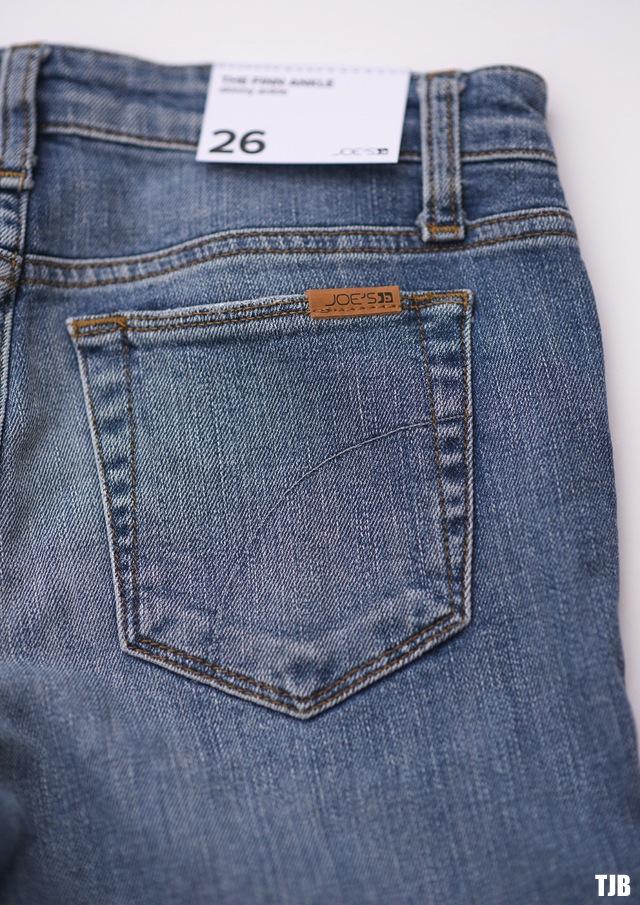 Joe's Jeans The Finn Ankle Skinny Jeans in Shaye Denim Review 6