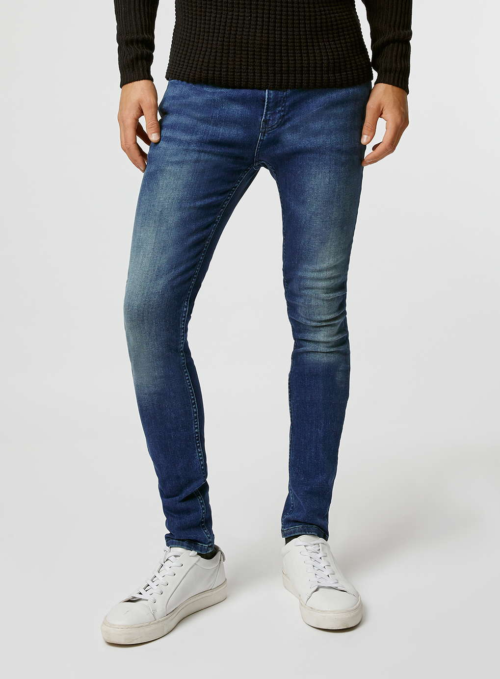 best mens skinny stretch jeans