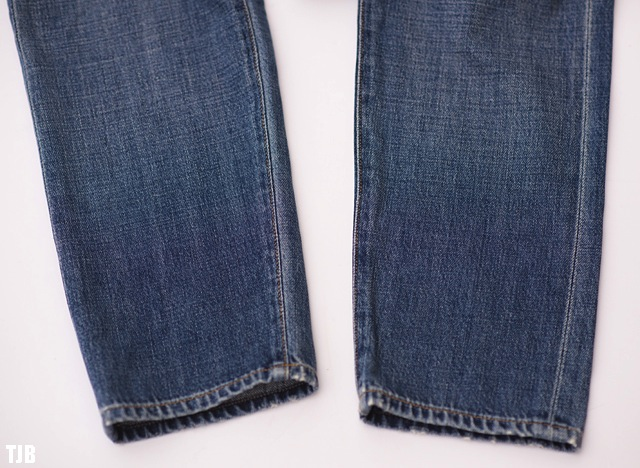 Citizens of Humanity Liya High Rise Classic Fit Jeans in Fade Out Review 4