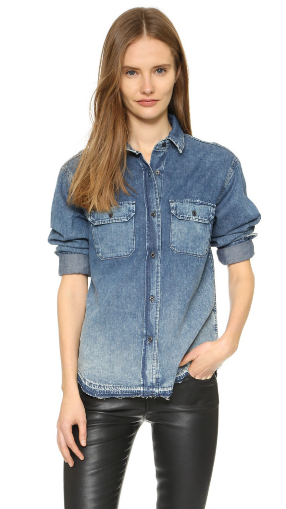 AG Denim Shirt