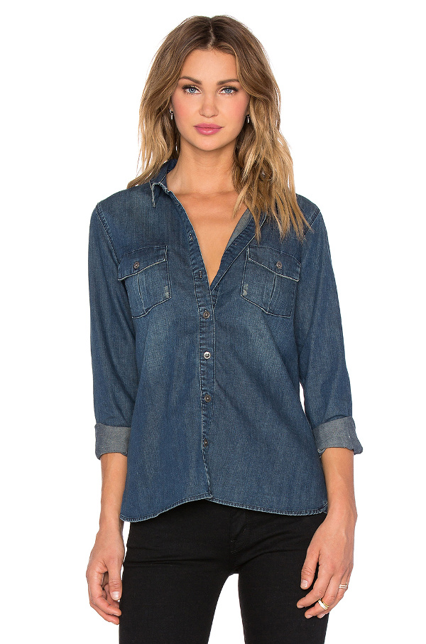 Jbrand denim shirt