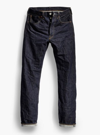 Levi's® Vintage Clothing 1947 501® in New Rinse