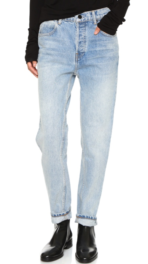 Denim x Alexander Wang 003 Boy Fit Jeans