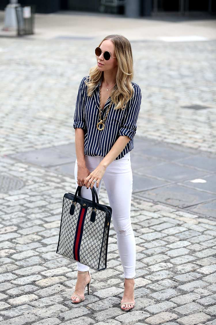brooklyn-blonde-frame-white-jeans