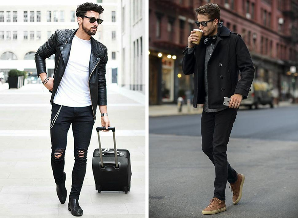 e5de035666 The Ever Versatile Black Denim Jeans