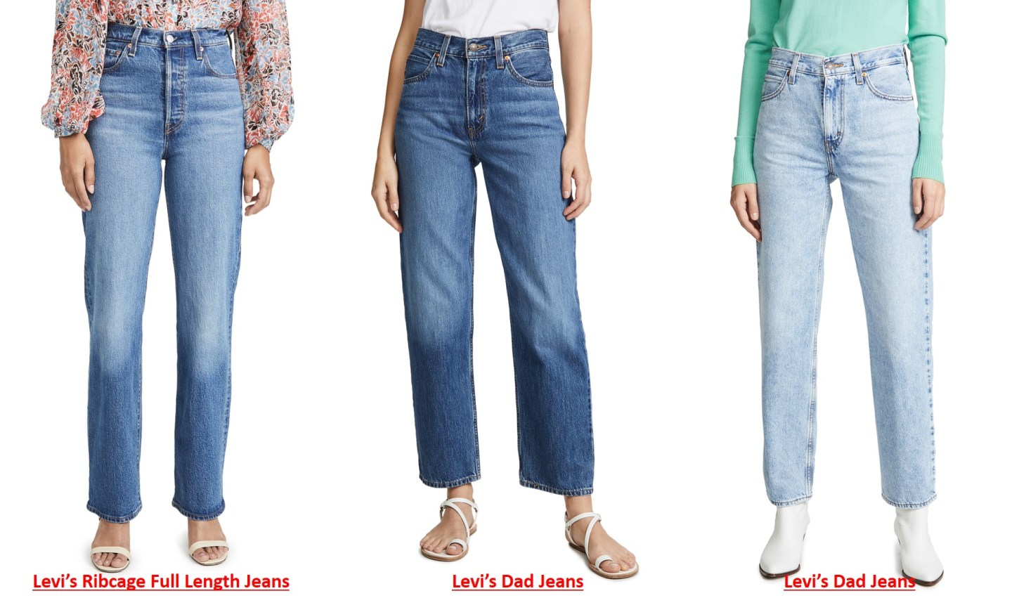 All Things Levi's – A Glimpse Of Fall