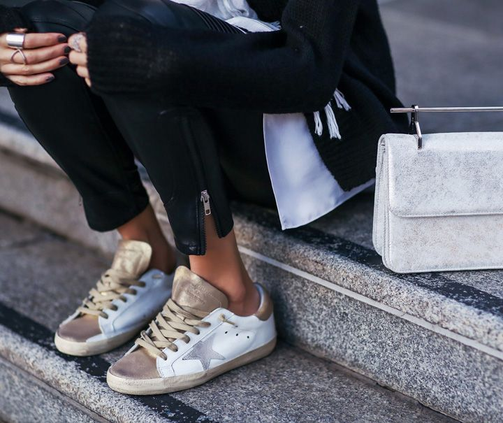 Golden Goose – Perfect Sneakers For