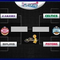 Finales de Conferencia de la NBA 2007/2008