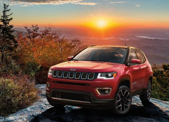 Jeep Compass Limited Premium 2020