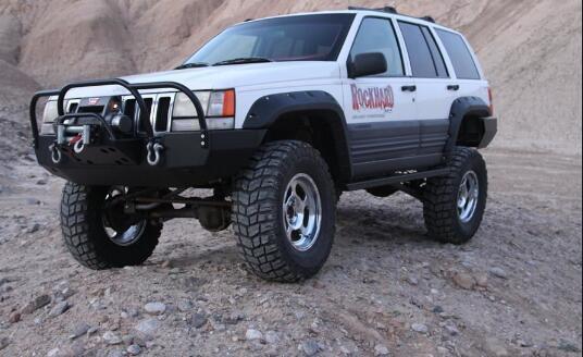 Jeep Grand Cherokee ZJ: 1993-1998