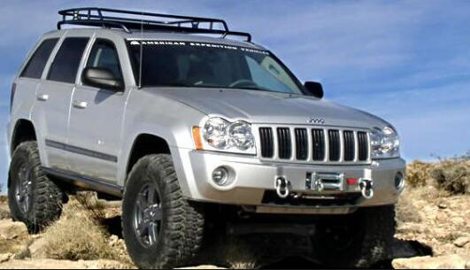 Jeep Grand Cherokee WK: 2005-2010
