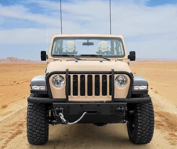 Jeep Gladiator MXT Concept