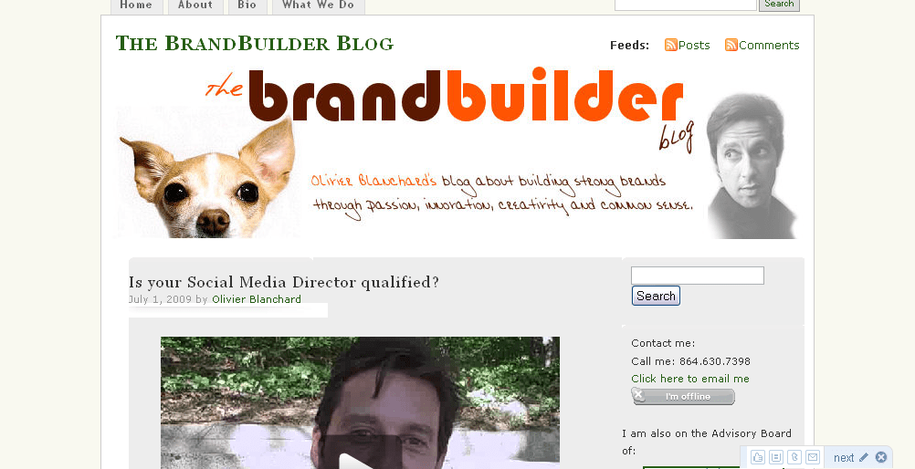 The Brand Builder