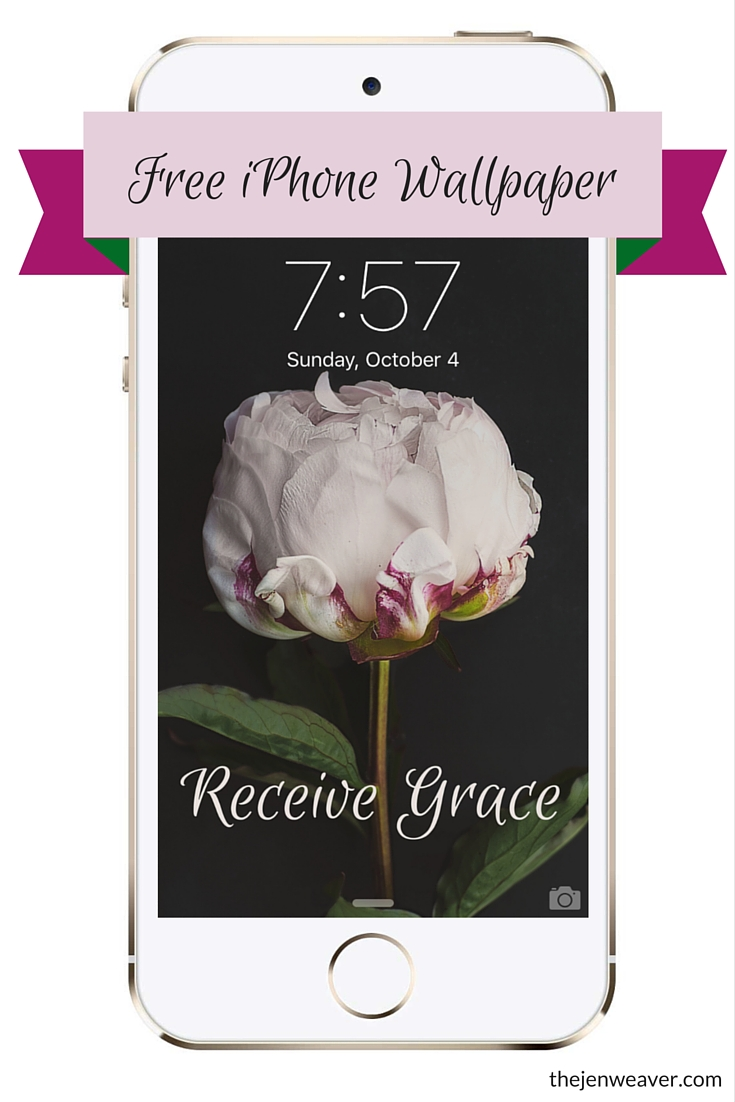 Receive Grace