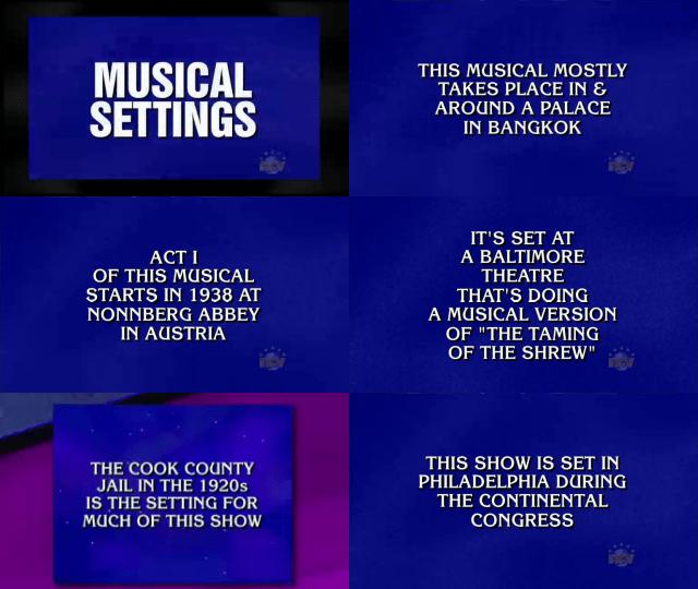 MusicalSettings