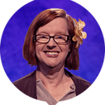 Barbara Fox on Jeopardy!