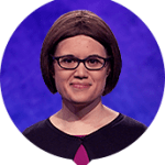 Heather Hurley on Jeopardy!