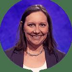Catherine Meeker on Jeopardy!