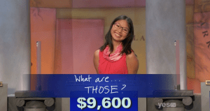 """""""What Are THOSE?"""" in Final Jeopardy on August 1, 2017"""
