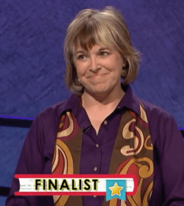 Nan Cohen, winner of the September 5, 2017 game of Jeopardy!