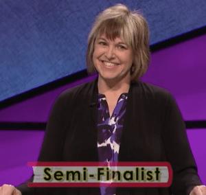 Nan Cohen, winner of the August 31, 2017 Jeopardy! episode