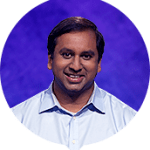 Anand Kandaswamy on Jeopardy!