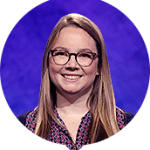 Nicole Jarvis on Jeopardy!