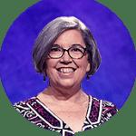Jenny Wrigley on Jeopardy!