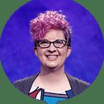 Missy Meyer on Jeopardy!