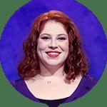 Caity Wilcox on Jeopardy!