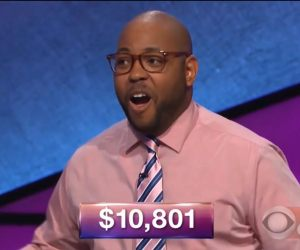 Brandon Brooks, today's Jeopardy! winner (for the January 5, 2018 episode.)