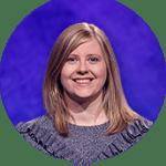 Meghan Whalen on Jeopardy!
