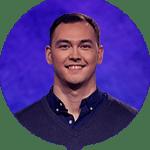 Alex Schindele on Jeopardy!