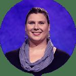 Melissa Stewart on Jeopardy!