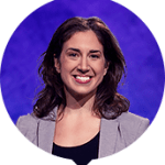 Jennifer Tomassi on Jeopardy!